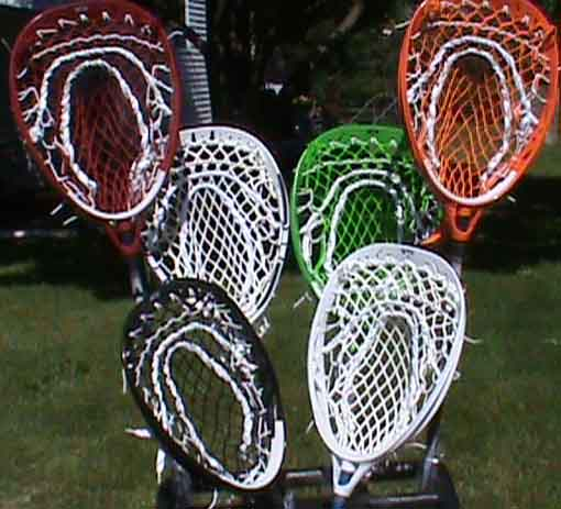 STX Eclipse Colored Heads